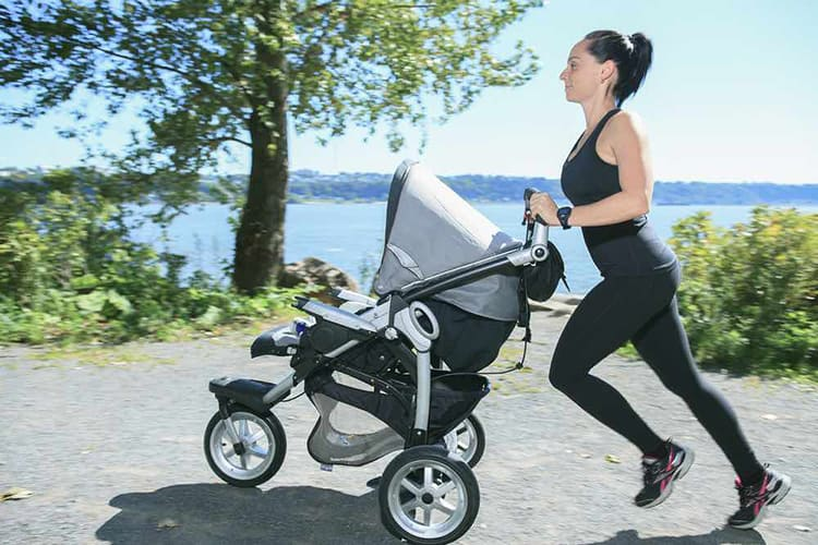 10 Best Baby Jogging Strollers 2019 (Excellent Workout with Baby)