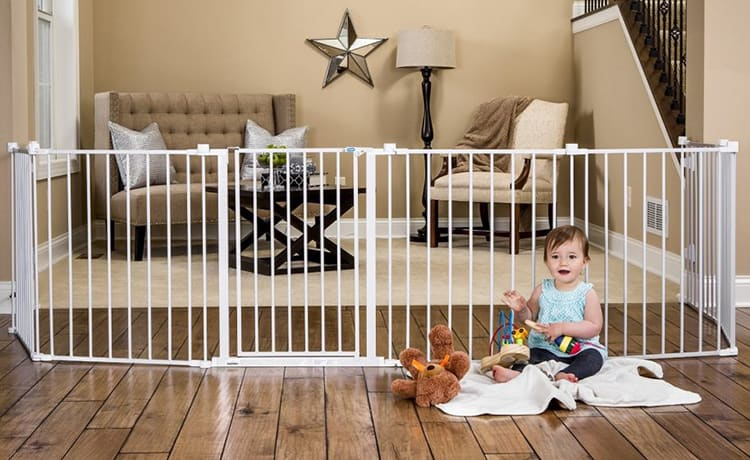 10 Best Baby Gates 2019 Full Safe Your Baby From Injuries