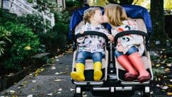 10 Best Double Strollers 2018