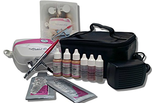 10 Best Airbrush Makeup Kit 2019 (Awesome Finish and Coverage)
