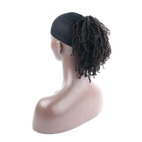 Natural Curly Kinky Clip-Ins