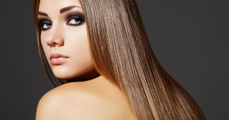 shampoo to keep hair straight