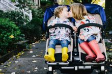 10 Best Double Strollers 2019 (Happy time for Your Twins)
