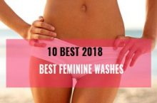 10 Best Feminine Washes 2019 (Safe and Gentle to Your Intimate Area)