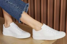 10 Best White Sneakers for Women 2019 (Look Smart With Casual Style)
